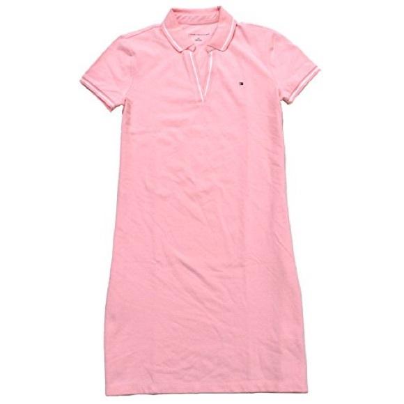 Tommy Hilfiger Pink Dress